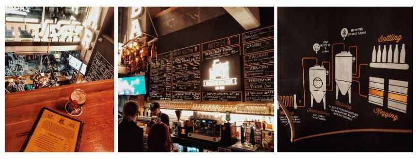 bier in boekarest, beer in bucharest